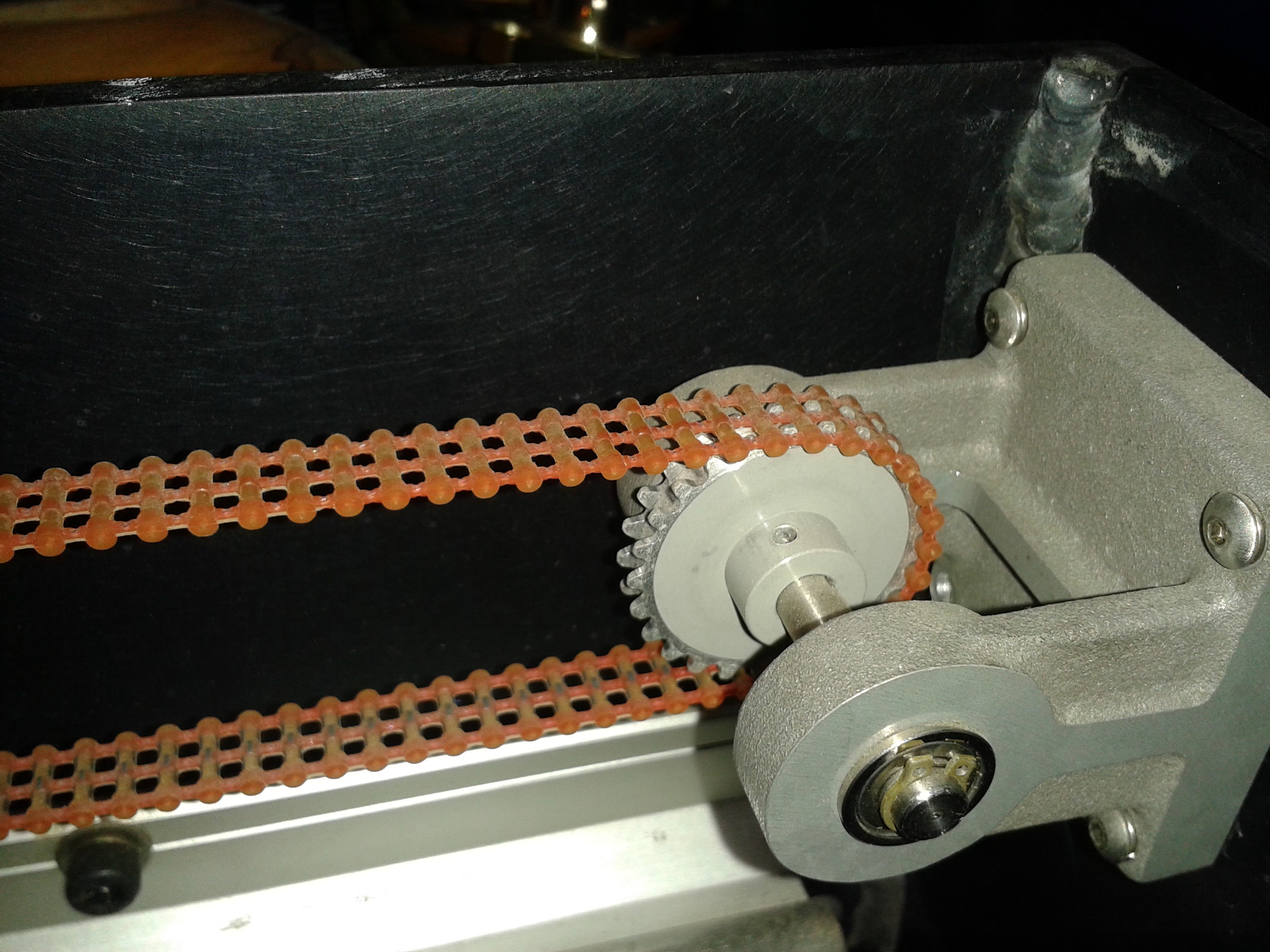 Linear Motion Belt Drive And Screw Shadowram Systems