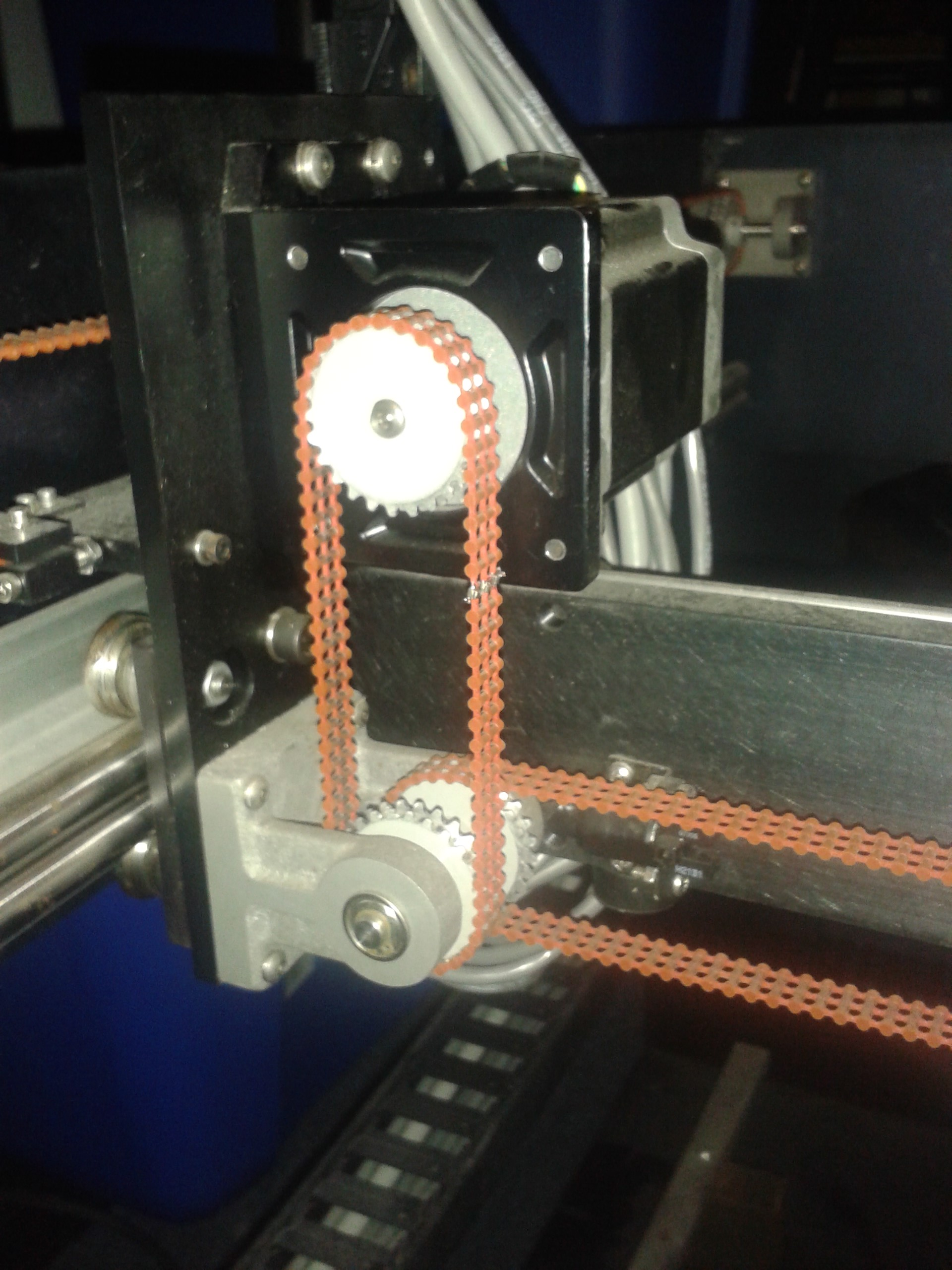 Linear Motion Belt Drive And Screw 171 Shadowram Systems