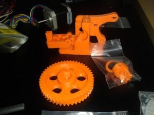 Wade Plastic Parts